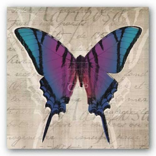 Butterflies IV by Tandi Venter
