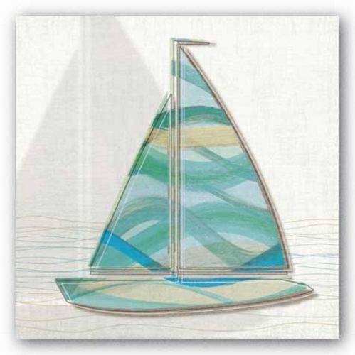 Smooth Sailing II by Tandi Venter
