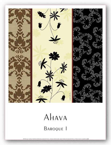 Baroque I by Ahava