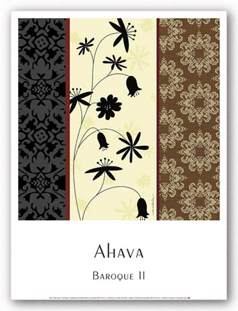 Baroque II by Ahava