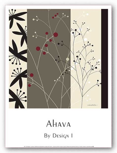By Design I by Ahava
