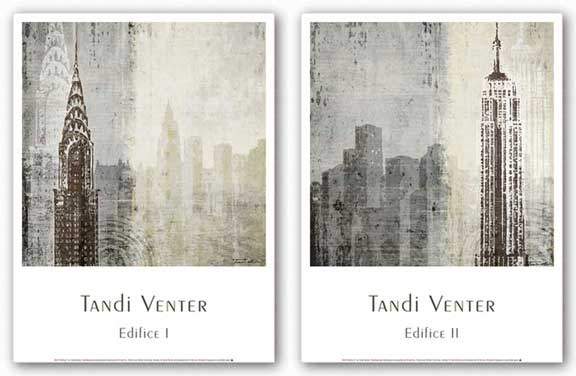 Edifice Set by Tandi Venter
