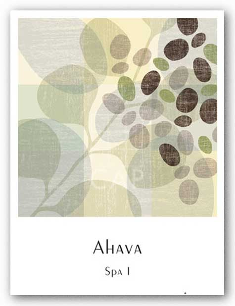 Spa I by Ahava
