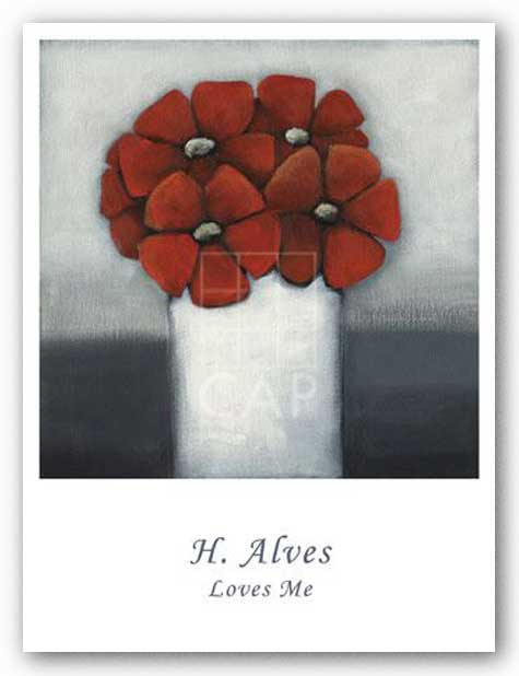 Loves Me by H. Alves
