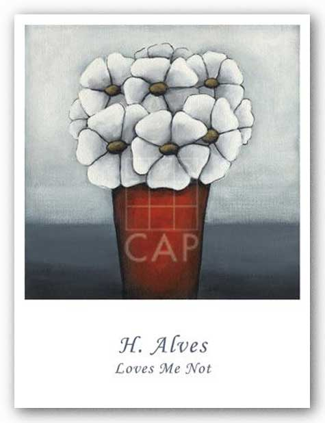 Loves Me Not by H. Alves