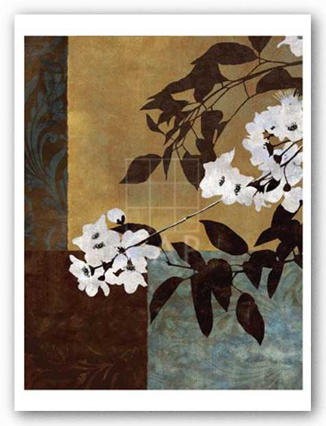 Spring Blossoms II by Keith Mallett