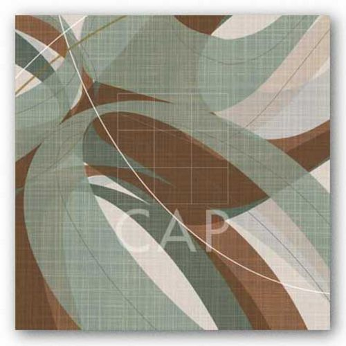 Mint Ripple IV by Ahava