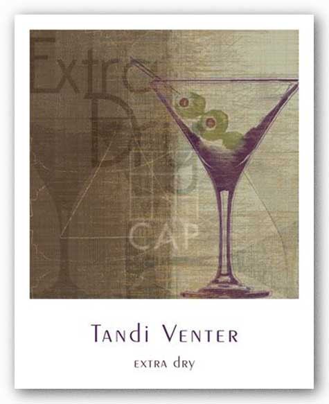 Extra Dry by Tandi Venter