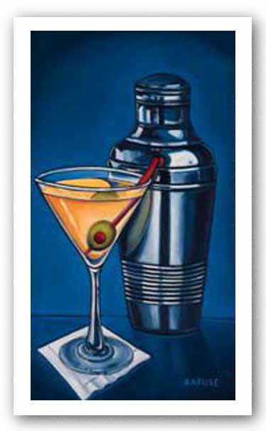 Martini by Will Rafuse