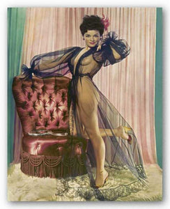 Pinups: In the Boudoir