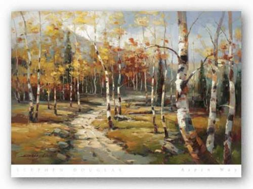 Aspen Way by Douglas
