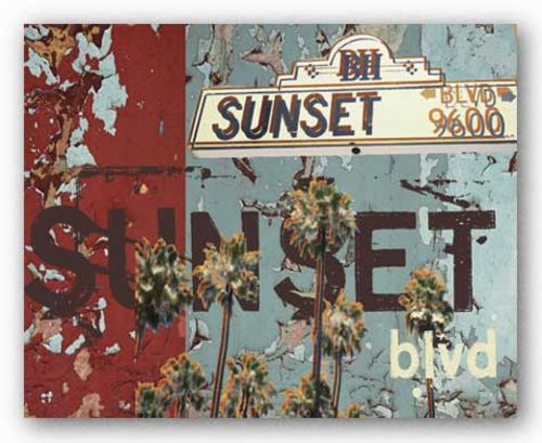 New Sunset Blvd. by M.J. Lew