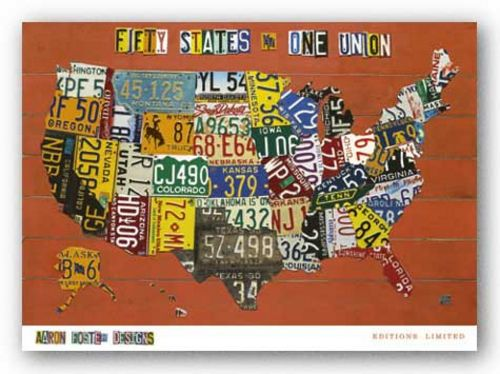 Fifty States, One Union by Aaron Foster