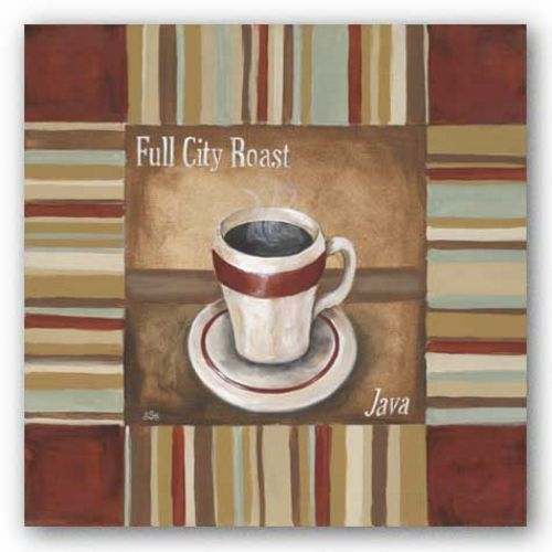 Full City Roast by Garden Street Gallery