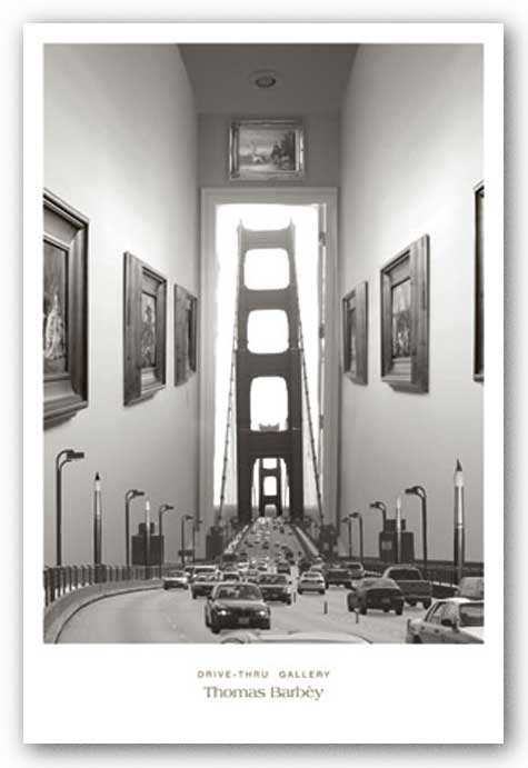 Drive-Thru Gallery by Thomas Barbey