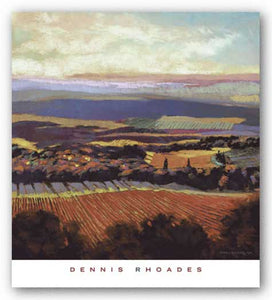 Tuscan Sunrise by Dennis Rhoades