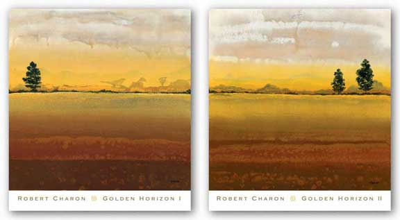 Golden Horizon Set by Robert Charon