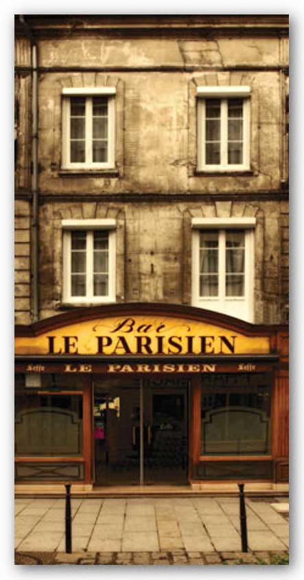 Parisien by Jim Chamberlain