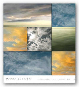 Cloud Medley II by Donna Geissler