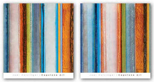 Color Sequence Set by Joel David Holsinger
