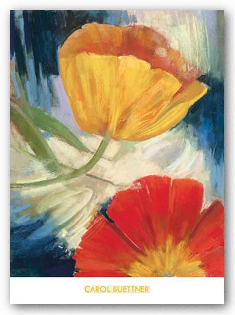 Summer Tulips III by Carol Buettner