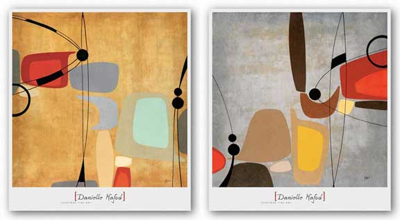 Logic and Balance Set by Danielle Hafod