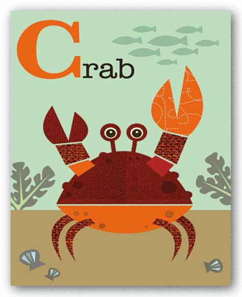 Crab by Jenn Ski
