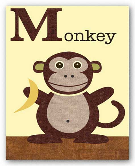Monkey by Jenn Ski