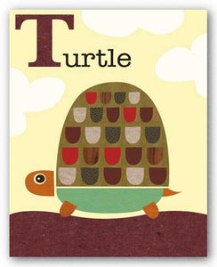 Turtle by Jenn Ski