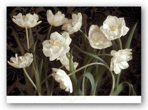 Bountiful Tulips by Donna Geissler
