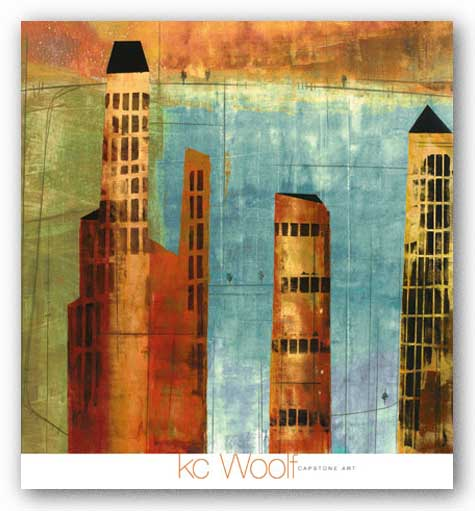 Project 6, #2 by K.C. Woolf