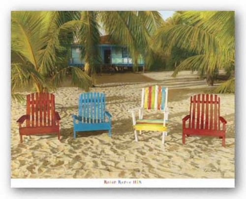 Grab A Chair by Robin Renee Hix