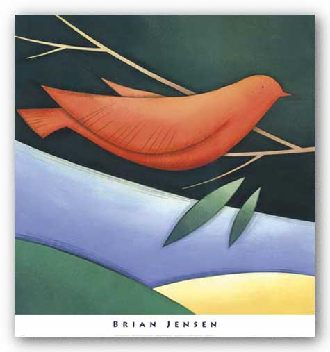 Bird II by Brian Jensen