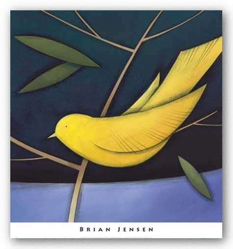 Bird IV by Brian Jensen