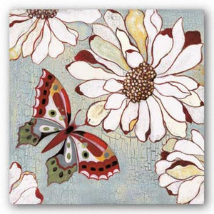 Vintage Butterfly II by Lee Speedwell