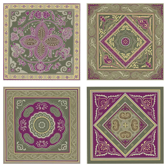 Sojourn Tile Set by Paula Scaletta