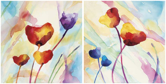Tilt Tulips Set by Deborah LaMotte