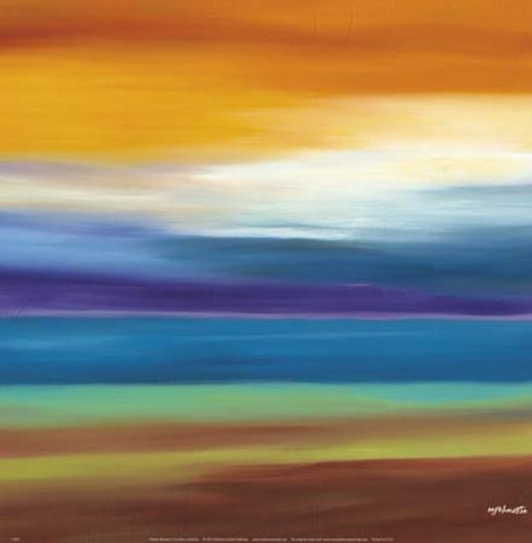 Prairie Abstract 3 by Mary Johnston