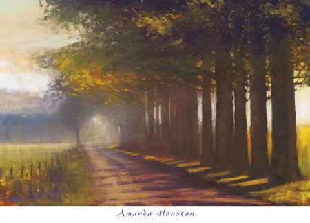 Sunset Highway by Amanda Houston