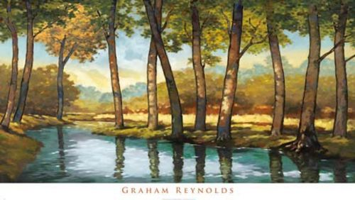 Trout Stream 1 by Graham Reynolds