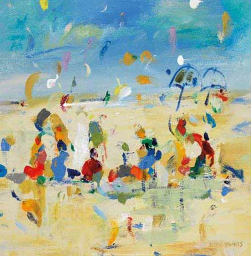 Beach Play 2 by Jossy Lownes