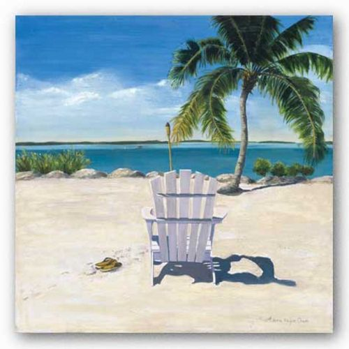 Beach Chair by Laurie Chase