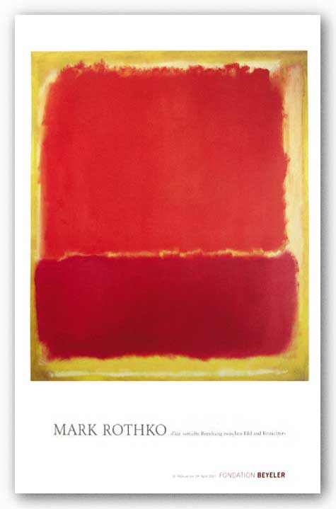No. 12 by Mark Rothko
