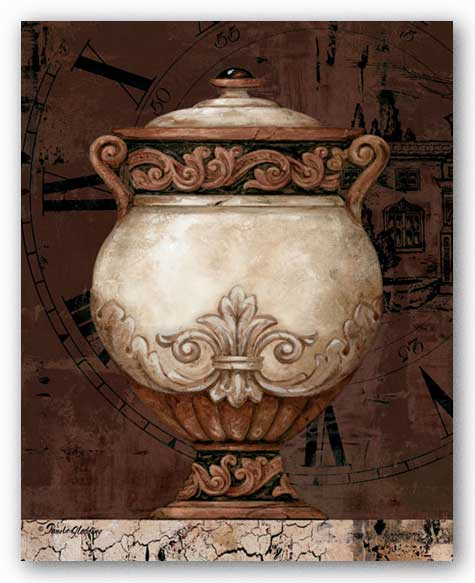 Timeless Urn II by Pamela Gladding