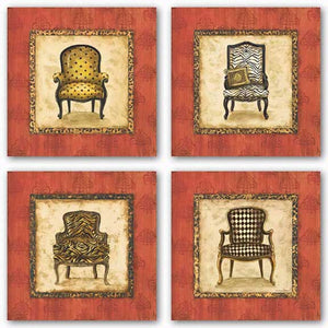 Parlor Chair Set by Gregory Gorham