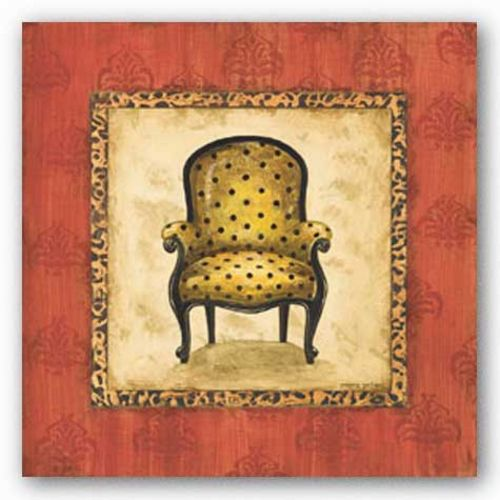 Parlor Chair I by Gregory Gorham