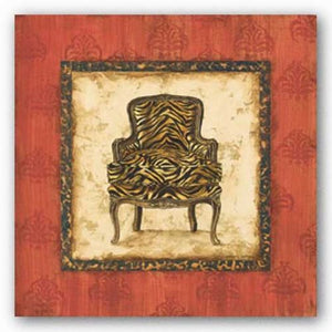 Parlor Chair III by Gregory Gorham