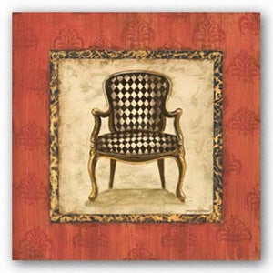 Parlor Chair IV by Gregory Gorham