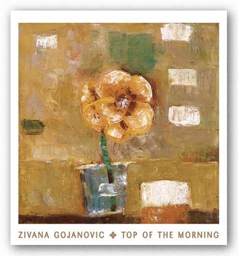 Top of the Morning by Zivana Gojanovic