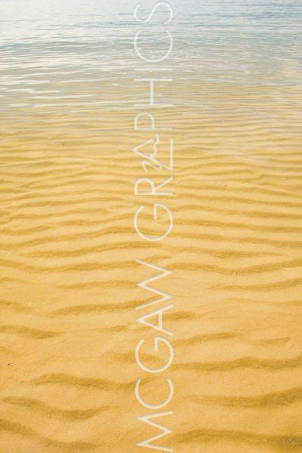 Ripples in the Sand by Michael Hudson